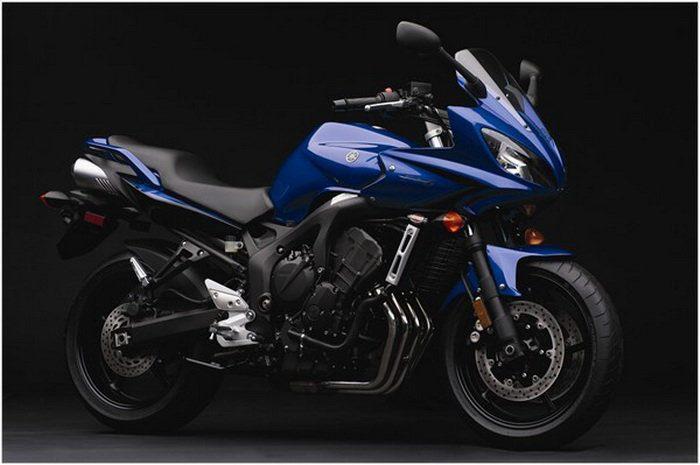 Yamaha FZ6 600 FAZER S2 2007 - 1