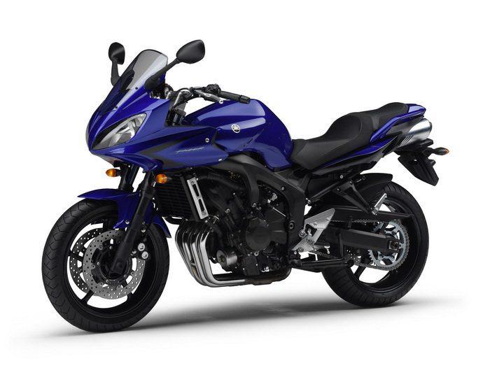 Yamaha FZ6 600 FAZER S2 2007 - 10