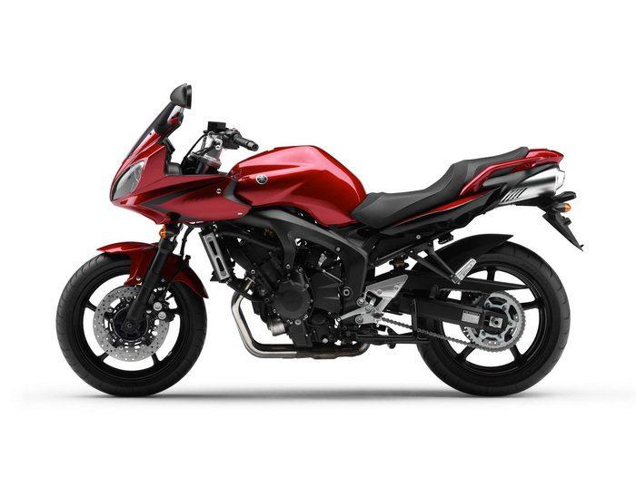 Yamaha FZ6 600 FAZER S2 2007 - 12