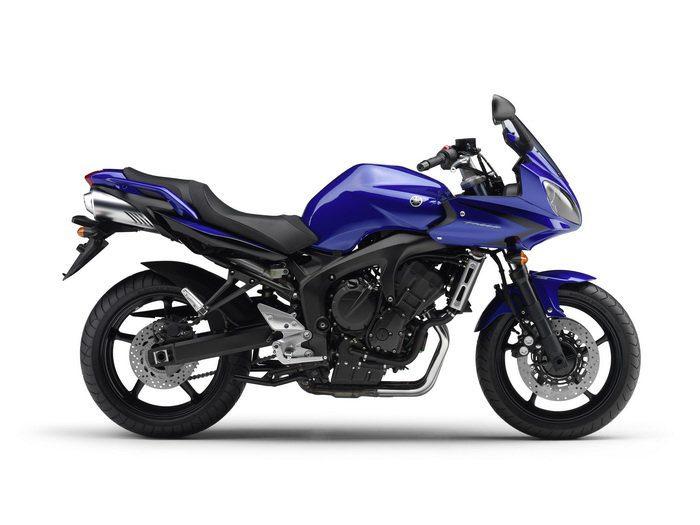 Yamaha FZ6 600 FAZER S2 2007 - 7