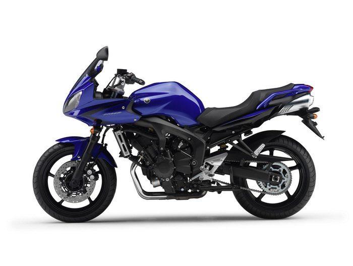 Yamaha FZ6 600 FAZER S2 2007 - 8