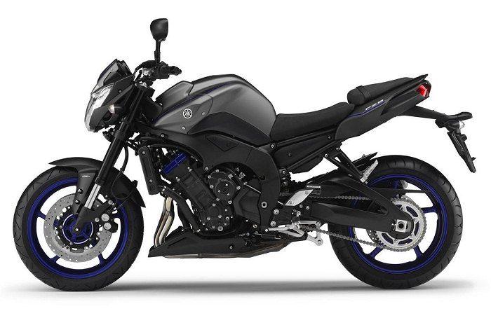Yamaha 800 FZ8 Race Blu 2013 - 3