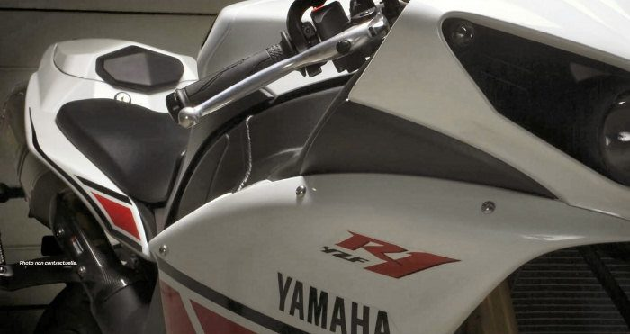 Yamaha YZF-R1 1000 SP-R Factory Edition 2010 - 16