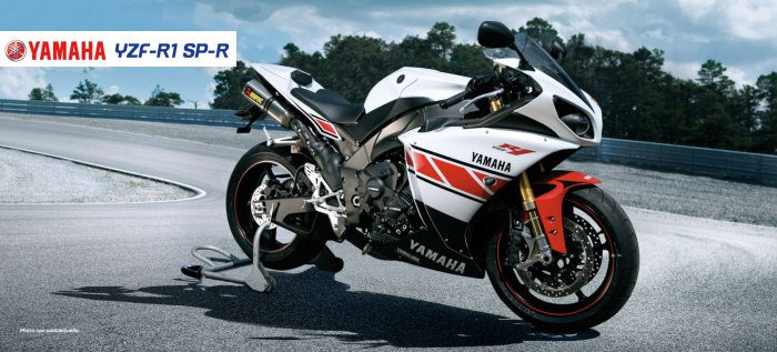 Yamaha YZF-R1 1000 SP-R Factory Edition 2010 - 17