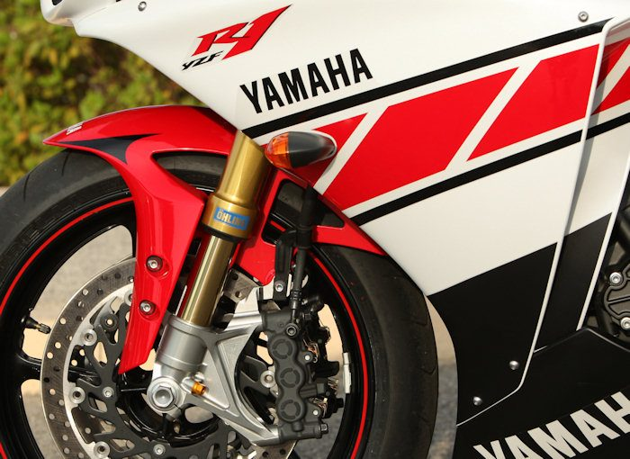 Yamaha YZF-R1 1000 SP-R Factory Edition 2010 - 26