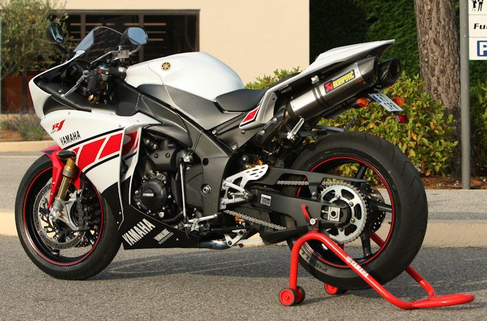 Yamaha YZF-R1 1000 SP-R Factory Edition 2010 - 28