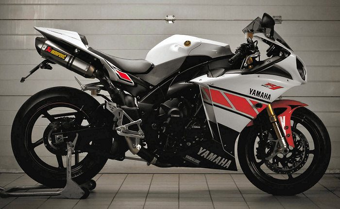 Yamaha YZF-R1 1000 SP-R Factory Edition 2010 - 15