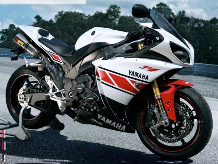 Yamaha YZF-R1 1000 SP-R Factory Edition 2010 - 2