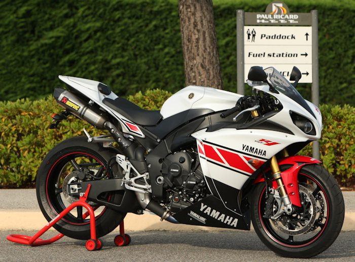 Yamaha YZF-R1 1000 SP-R Factory Edition 2010 - 22