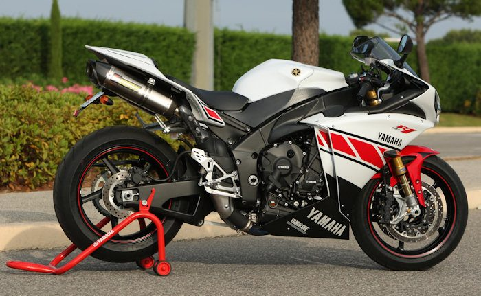 Yamaha YZF-R1 1000 SP-R Factory Edition 2010 - 23