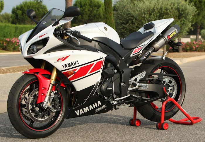 Yamaha YZF-R1 1000 SP-R Factory Edition 2010 - 29
