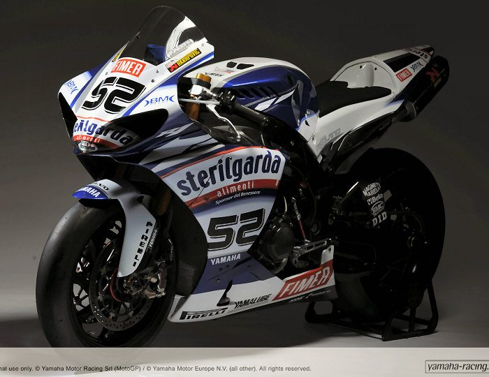 miniature Yamaha YZF-R1 1000 Factory SUPERBIKE 2010 - 33