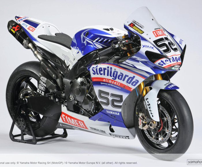 miniature Yamaha YZF-R1 1000 Factory SUPERBIKE 2010 - 27