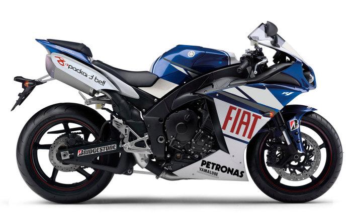 Yamaha YZF-R1 1000 MotoGP Replica 2010 - 8