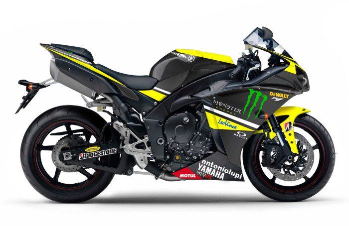 Yamaha YZF-R1 1000 MotoGP Replica 2010 - 12