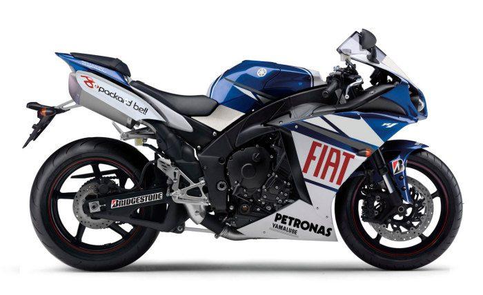 Yamaha YZF-R1 1000 MotoGP Replica 2010 - 6