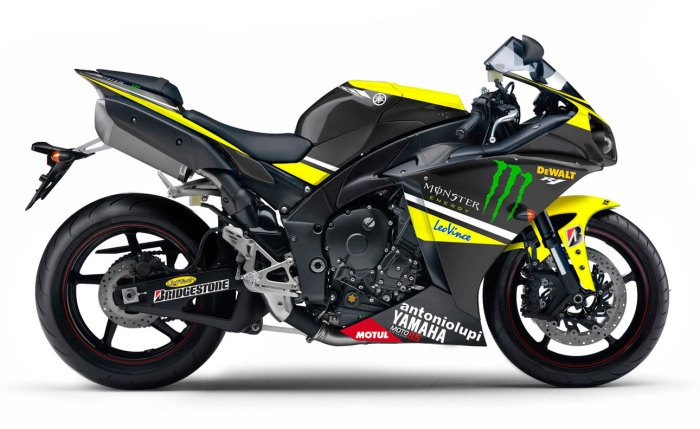 Yamaha YZF-R1 1000 MotoGP Replica 2010 - 9