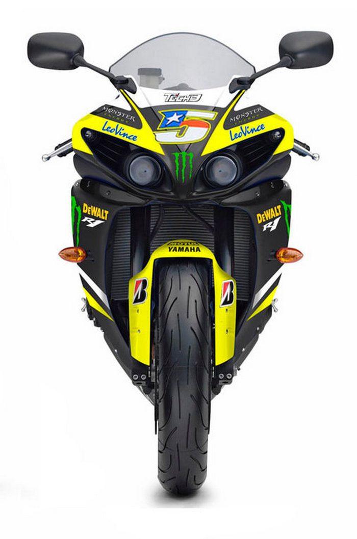 Yamaha YZF-R1 1000 MotoGP Replica 2010 - 14