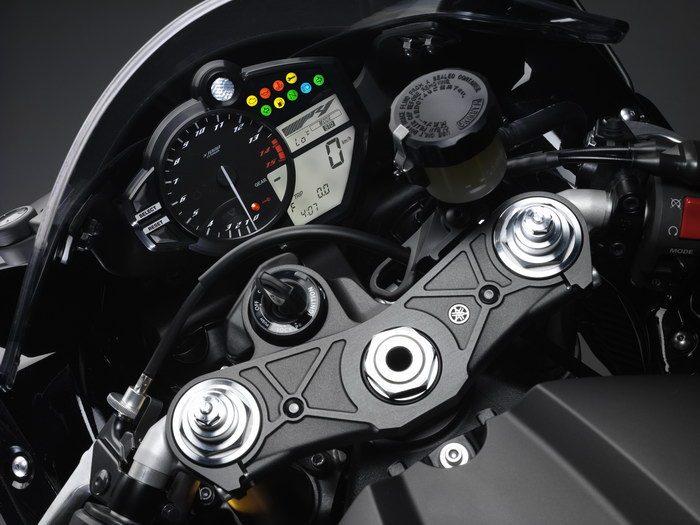 Yamaha YZF-R1 1000 SP 2012 - 2