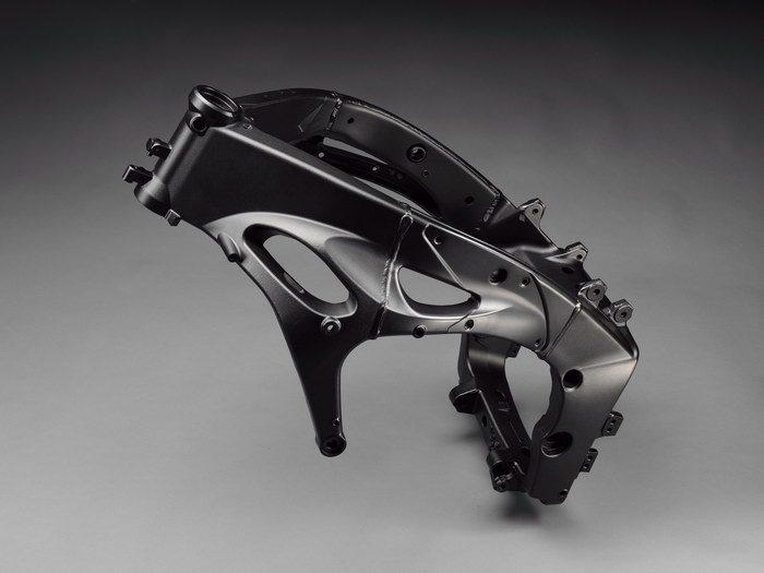 Yamaha YZF-R1 1000 SP 2012 - 7