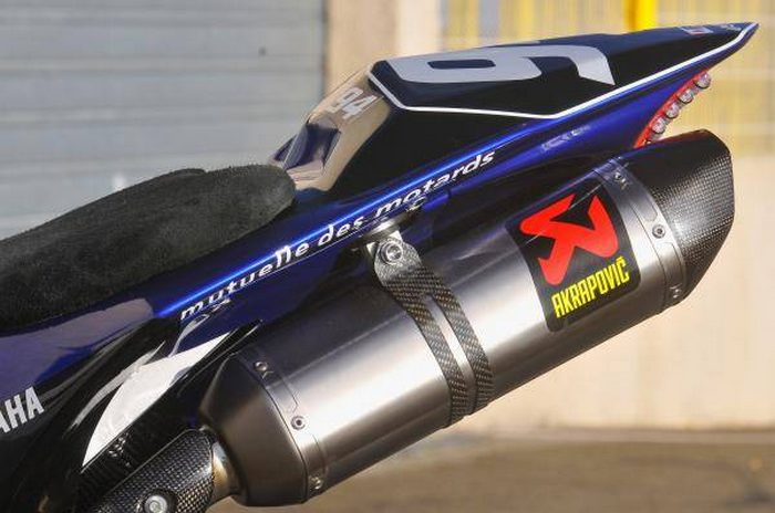 Yamaha YZF-R1 1000 EWC GMT 94 2011 - 2