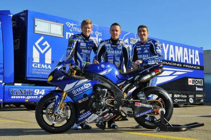 Yamaha YZF-R1 1000 EWC GMT 94 2011 - 8