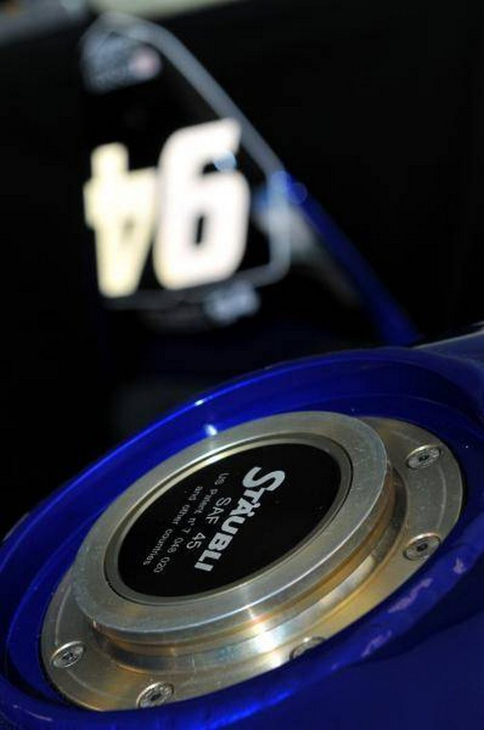 Yamaha YZF-R1 1000 EWC GMT 94 2011 - 13