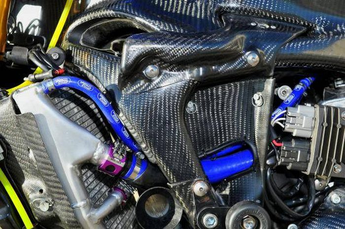 Yamaha YZF-R1 1000 EWC GMT 94 2011 - 11