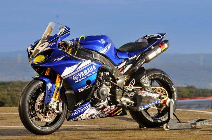 Yamaha YZF-R1 1000 EWC GMT 94 2011 - 16