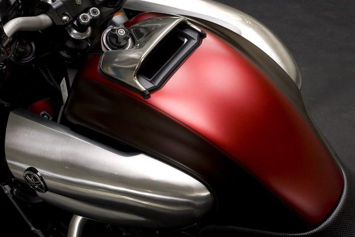 Yamaha 1700 V-MAX Limited Edition 2010 - 3
