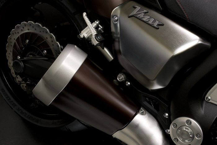 Yamaha 1700 V-MAX Limited Edition 2010 - 5