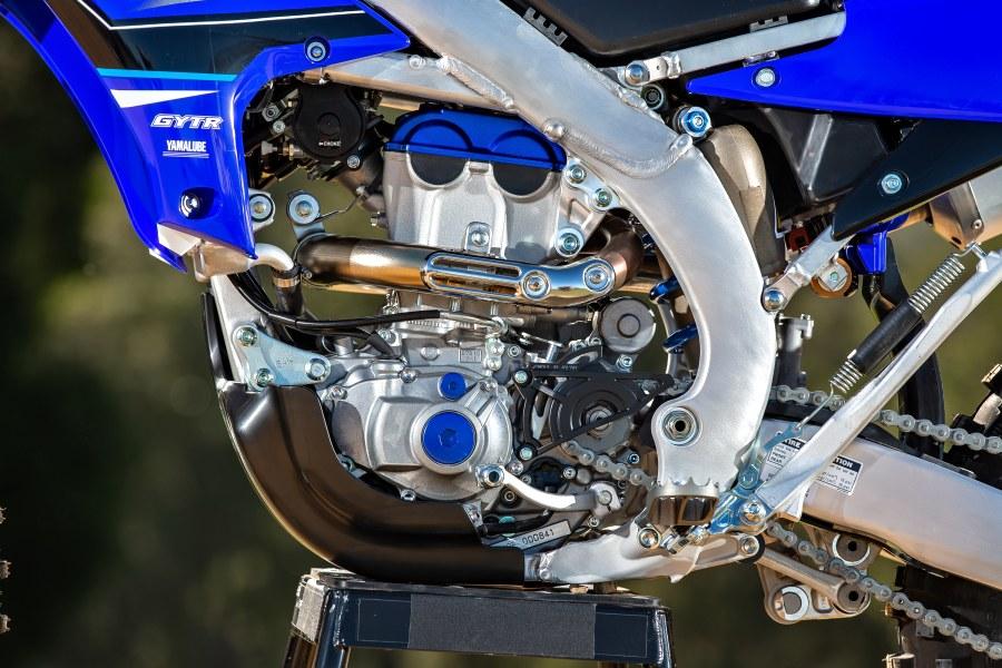 Yamaha WR 250 F 2021 - 11