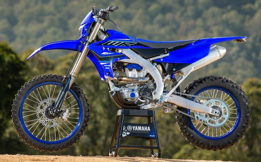 Yamaha WR 250 F 2021 - 6