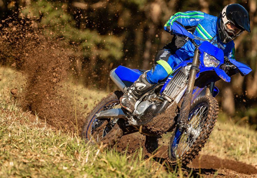 Yamaha WR 250 F 2021 - 23