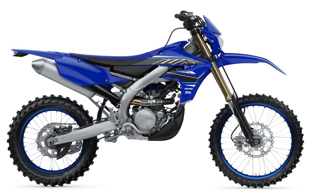 Yamaha WR 250 F 2021 - 15