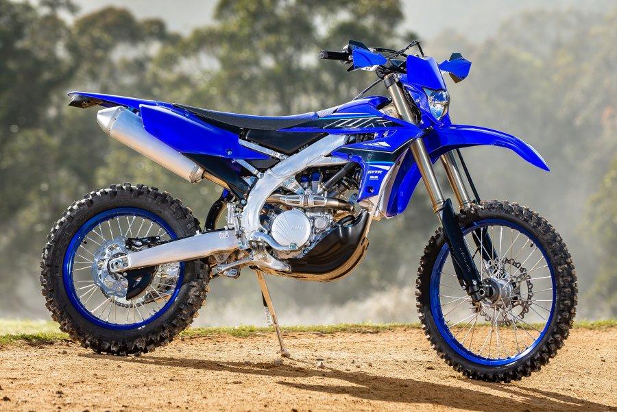 Yamaha WR 250 F 2021 - 22