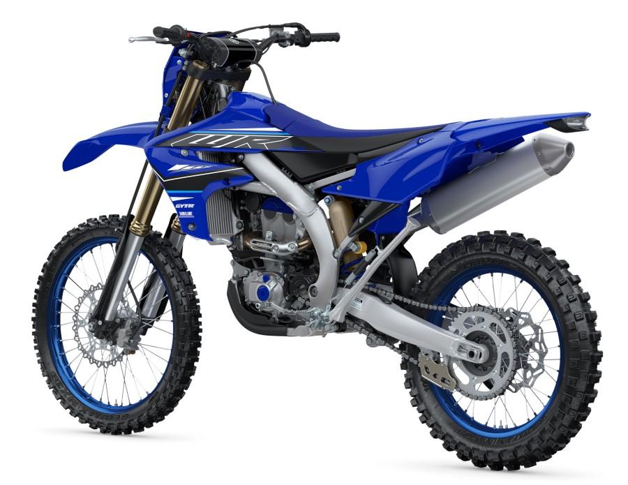 Yamaha WR 250 F 2021 - 14