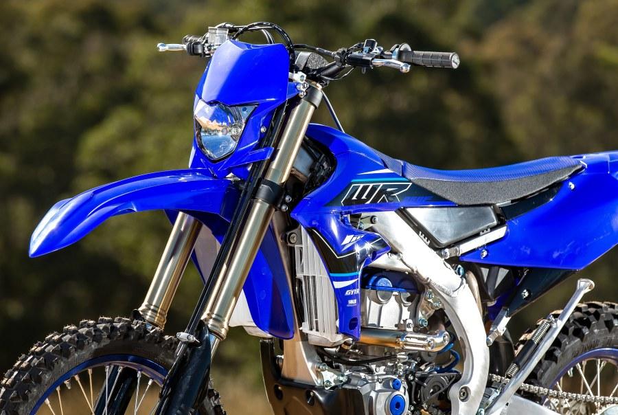Yamaha WR 250 F 2021 - 8