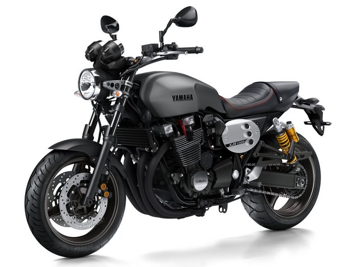 Yamaha xjr 1300 2015 galerie moto motoplanete for Yamaha xjr 1300