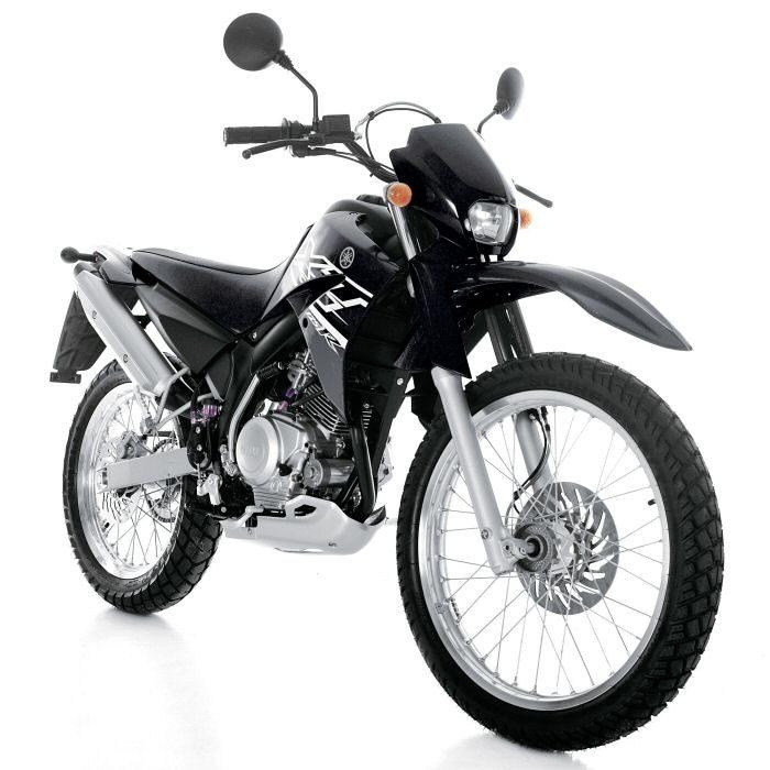 yamaha xt 125 r 2006 galerie moto motoplanete. Black Bedroom Furniture Sets. Home Design Ideas