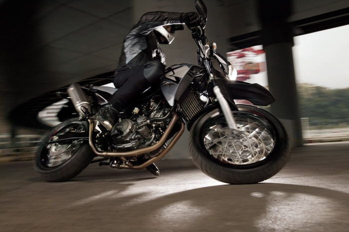 Yamaha XT 660 X 2004 - 12