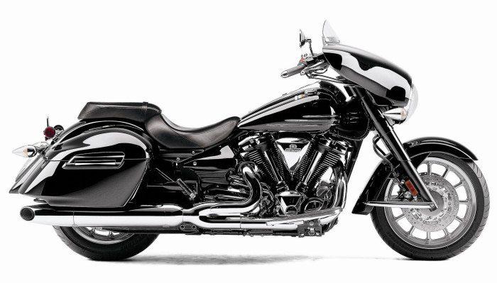 Yamaha xv 1900 a midnight star cfd 2013 galerie moto for Yamaha xv 1900