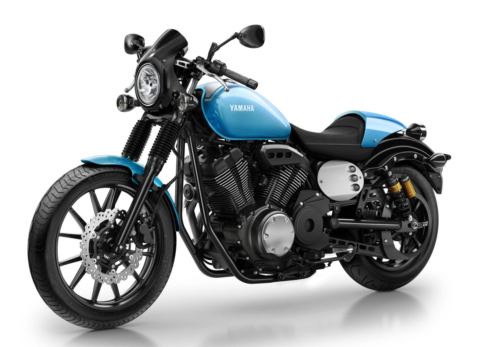 yamaha xv 950 racer 2015 galerie moto motoplanete