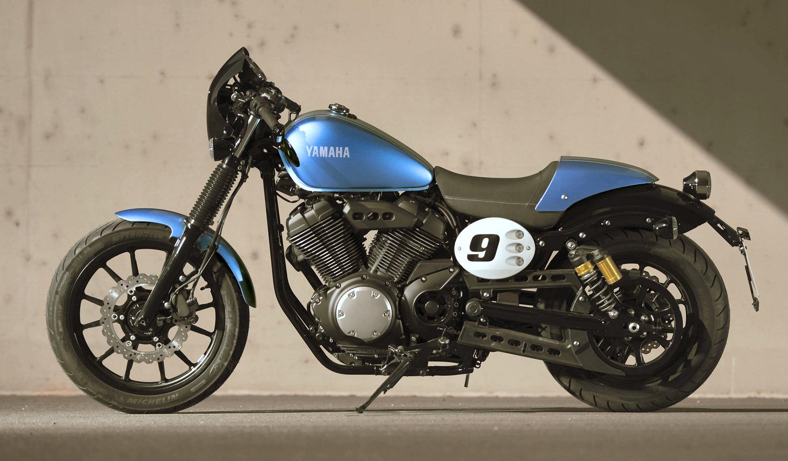 Yamaha XV 950 Racer 2015 - 8