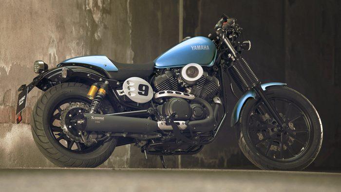 Yamaha XV 950 Racer 2015 - 7