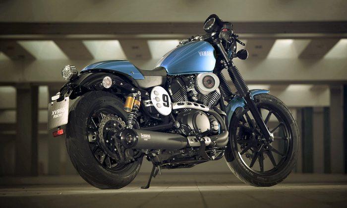 Yamaha XV 950 Racer 2015 - 3