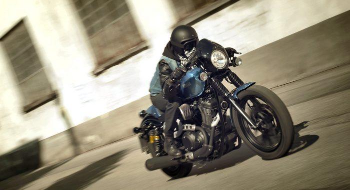 Yamaha XV 950 Racer 2015 - 13