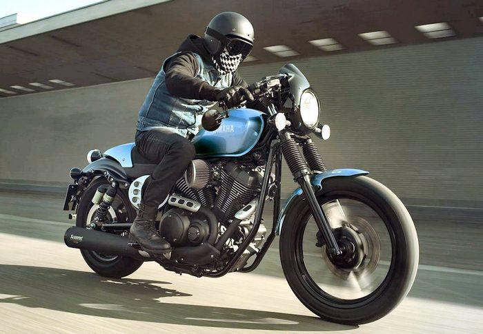 Yamaha XV 950 Racer 2015 - 16
