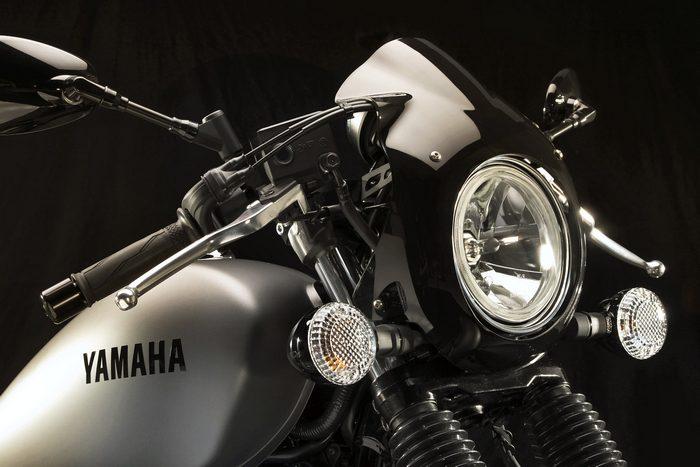 Yamaha XV 950 Racer 2015 - 10