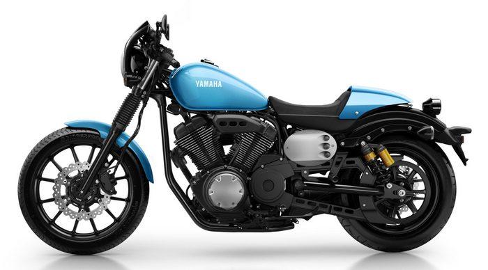 Yamaha XV 950 Racer 2015 - 6